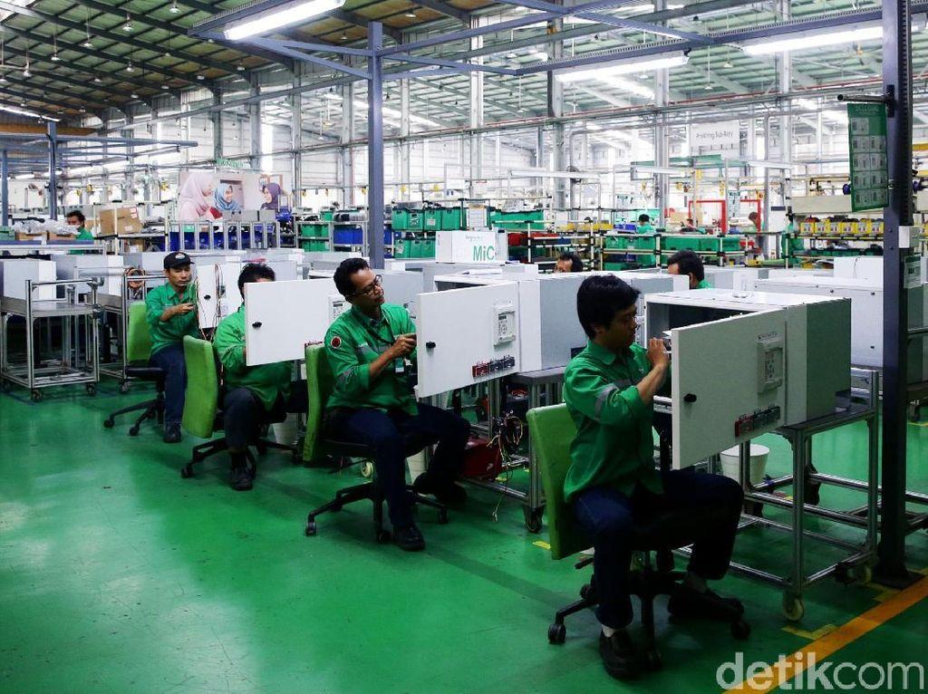 Melihat Lebih Dekat Penerapan Industri 4.0 di Schneider Electric