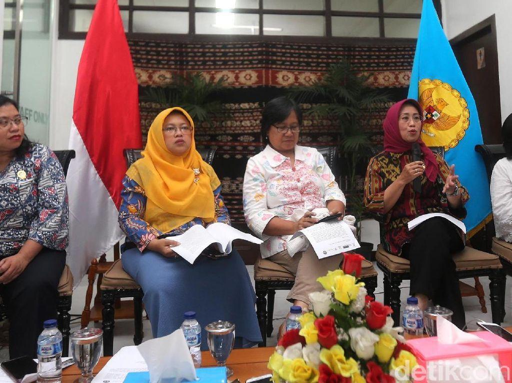 Kelima lembaga tersebut seperti, Lembaga Perlindungan Saksi dan Korban (LPSK), Komisi Perlindungan Anak Indonesia (KPAI), Komnas HAM, Ombudsmen RI dan Komnas Perempuan.