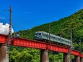 10 Rute Kereta Wisata Berpanorama indah di Jepang