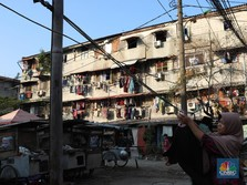 Saat Bansos Kampanye Jokowi Mampu Tekan Kemiskinan RI