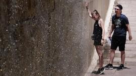 FOTO: Gelombang Panas Mampir Lagi di Eropa