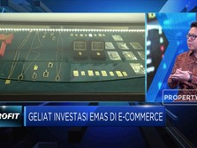 Harga Emas Meroket, Investasi Meningkat