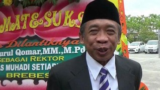 Kasus Ijazah Palsu, Pelawak Qomar Divonis 17 Bulan Penjara