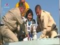 VIDEO: Kembalinya Kru Ekspedisi 59 dari ISS ke Bumi