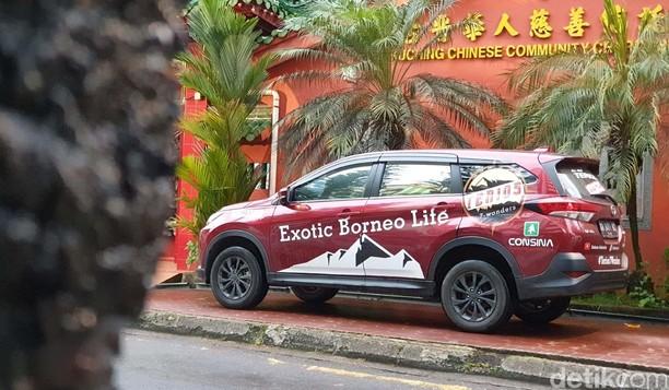 Daihatsu Terios Curi Perhatian Warga Kuching Malaysia