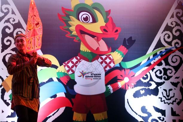 Resmi Diluncurkan, Begini Lho Logo dan Maskot ASEAN Schools Games