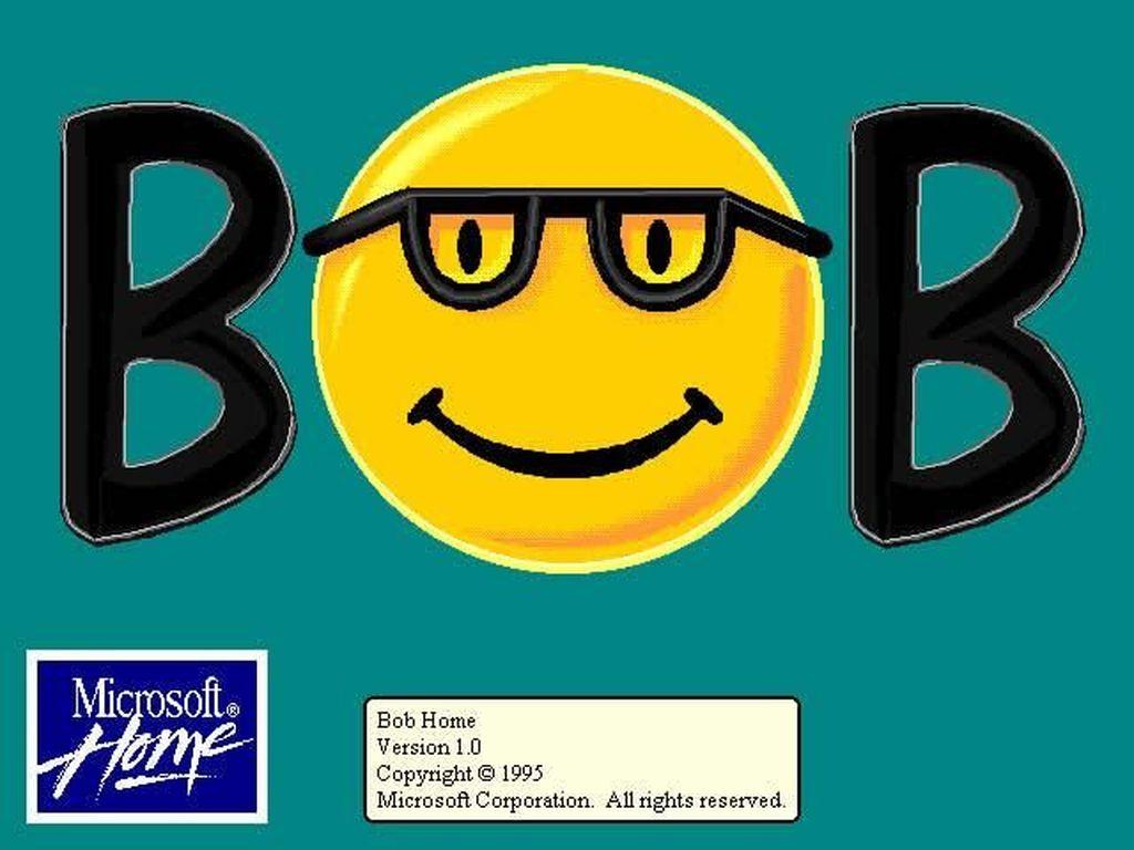 Microsoft Bob. Program yang dibuat pada 1995 ini sejatinya dirancang membuat antarmuka grafis Windows 3.1 dan Windows 95 jadi lebih ramah buat pengguna. Usai dikritik habis karena dianggap minim faedah, Bob dimatikan tahun 1996. (Foto: internet)