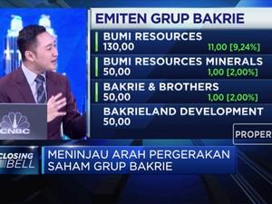 Runtuhnya Performa Group Bakrie