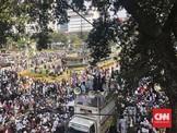 Massa Tahlil 266 Minta Prabowo Tolak Ajakan Rekonsiliasi