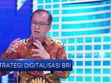 Pengembangan Teknologi Digitalisasi Ala BRI