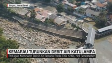 VIDEO: Kemarau Turunkan Debit Air Katulampa