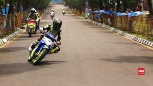 VIDEO: Liku-liku Balap Motor Jalanan Indonesia
