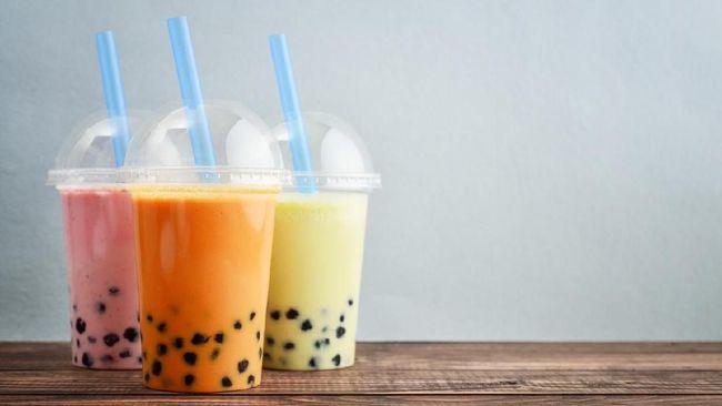 Selayang Pandang Asal-usul <i>Bubble Tea</i>