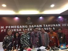 Setahun Pimpin BEI, Apa yang Sudah Dilakukan Inarno Cs?