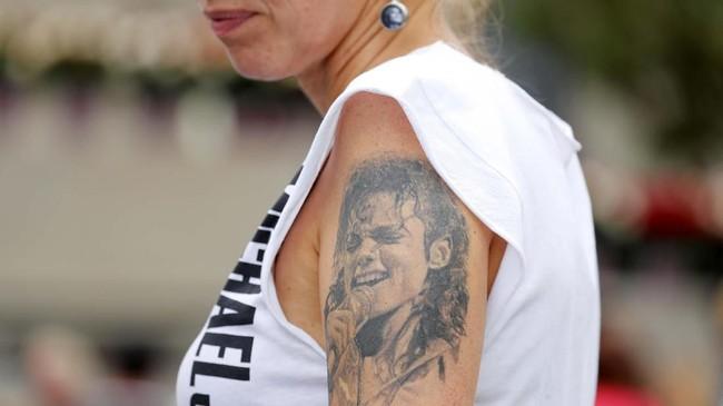 FOTO: Peringatan 10 Tahun Kematian Michael Jackson