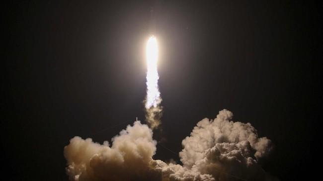Proyek ini membantu membawa astronaut AS ke permukaan Mars. Misi itu juga membantu dalam merancang pesawat ruang angkasa yang lebih cerdas(REUTERS/Thom Baur)