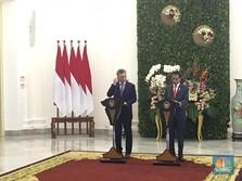 Jokowi Mau Komoditas Pertanian RI 'Jajah' Negara Lionel Messi