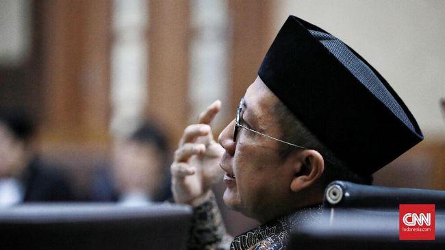 Jaksa Cecar Menag Lukman soal 'Cocok' dengan Haris Hasanuddin