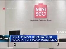 Berencana IPO, Miniso Incar Dana Segar USD 1 Miliar