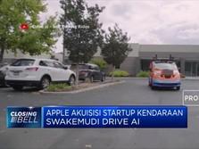 Apple Akuisisi Startup Kendaraan Swakemudi Drive.AI