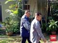JK Kunjungi SBY di Cikeas