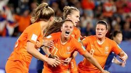 Belanda dan Italia Jumpa di Perempat Final