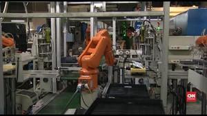 VIDEO: Robot Bakal Ambil Alih 20 Juta Pekerjaan Pada 2030