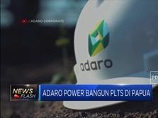 Adaro Power Bangun PLTS di Papua
