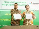 Kolaborasi Pertamina Lubricants & Grab: Ganti Oli Lebih Hemat