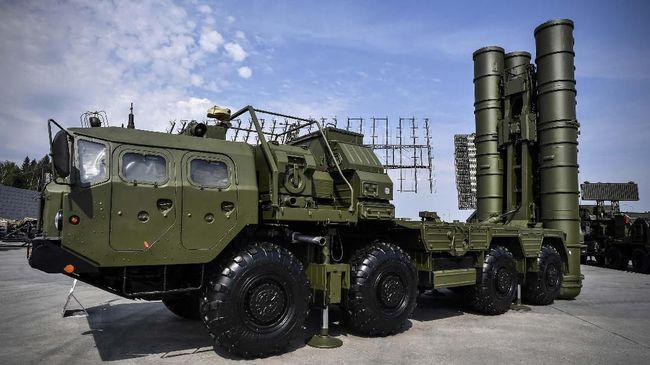 Turki Mulai Uji Radar di Sistem Rudal S-400 Buatan Rusia