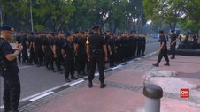 VIDEO: Pengamanan Jelang Sidang Putusan MK