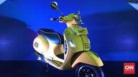 Skutik 150 cc Vespa Baru Meluncur, Harga Tempel Xmax