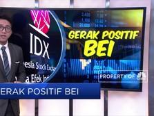 Gerak Positif BEI