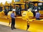 Pandemi 2020, Jualan Alat Berat United Tractors Merosot 46%