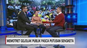 VIDEO: Memotret Gejolak Publik Pasca Putusan Sengketa (4/4)