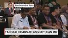 VIDEO: Tangkal Hoaks Jelang Putusan MK