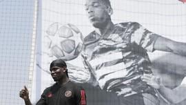 Skenario Madrid yang Bisa Bikin MU Rela Lepas Pogba