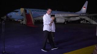 Jokowi Hadiri KTT G20 Bahas Digitalisasi hingga Perang Dagang
