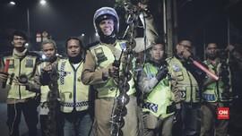 Siswanto SABER, Pawang Ranjau Paku Jakarta