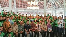 Gojek Kontribusi Rp2,1 Triliun di Perekonomian Bandung
