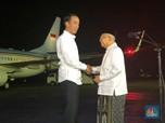 Jokowi Puji Kenegarawanan Prabowo dan Sandiaga Uno