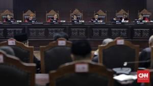 MK Tak Temukan Bukti Tuduhan Prabowo soal Polri-BIN Dukung 01