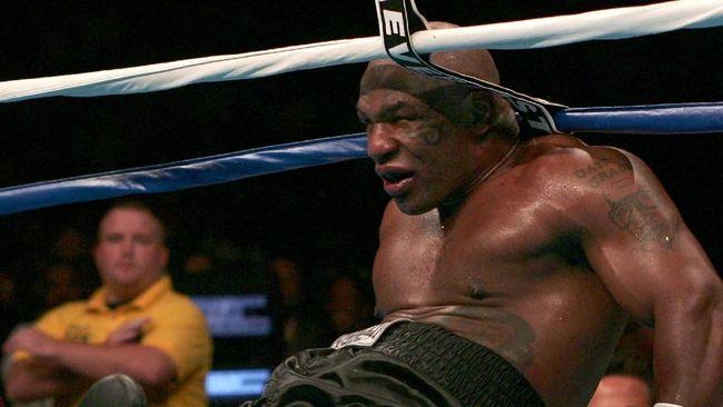 Cerita di Balik Enam Tato Mike Tyson