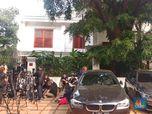 Begini Suasana Tempat Prabowo-Sandi Nobar Sidang Putusan MK