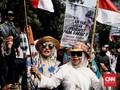 Polisi Belum Deteksi Teroris Susupi Aksi Kawal Sidang MK