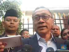 Ketum PAN Zulkifli Hasan: Kita Sukseskan Pak Jokowi!