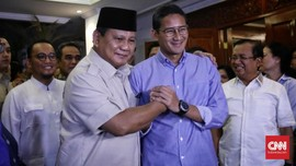 Petinggi Gerindra Tolak Rekonsiliasi Prabowo dan Jokowi