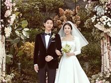 Wah! Song Joong Ki Tak Pernah Tempati Rumah Bulanmadu-nya