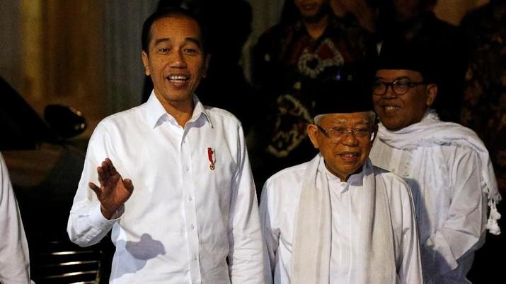 Wakil Presiden terpilih Ma'ruf Amin membocorkan sedikit wajah baru yang akan menghiasi jajaran menteri kabinet jilid II