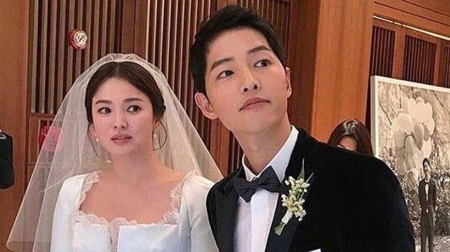 Song Joong Ki Resmi Ceraikan Song Hye Kyo